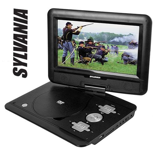 'Sylvania 10 inch DVD Player'