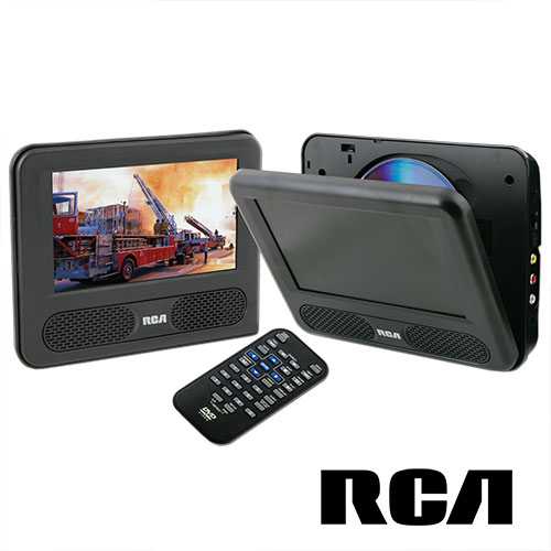 'RCA Dual Mobile DVD System'