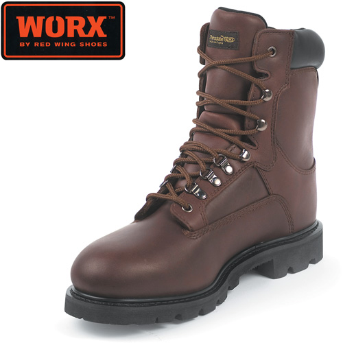 Worx 8 Inch Steel Toe Insulated Boots Model# 5802