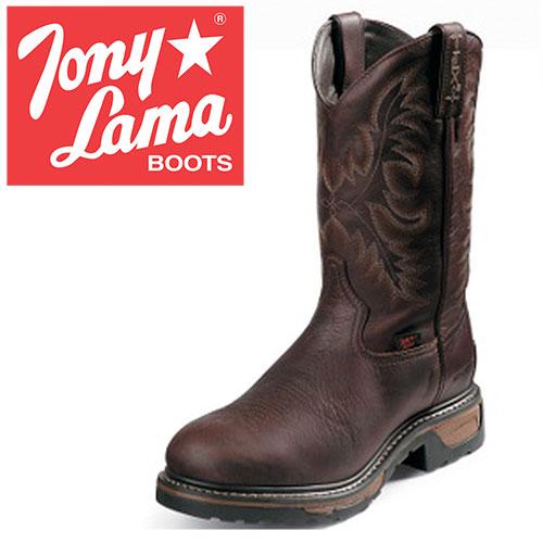 'Tony Lama Briar Boots'
