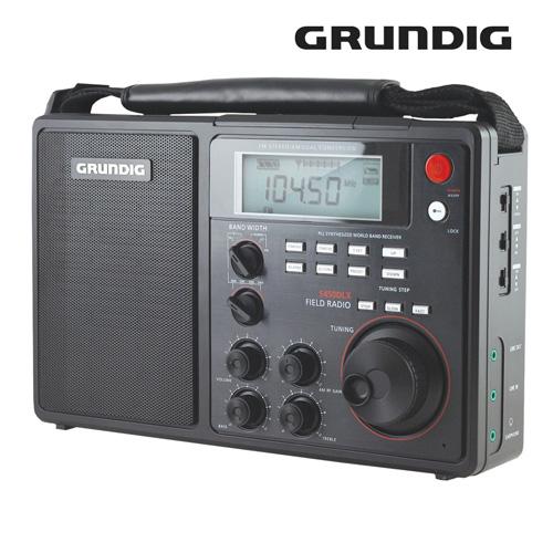 'Grundig Field Radio'