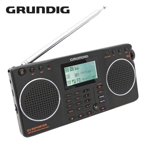 'Grundig G2 Reporter Radio'