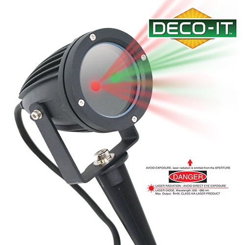 'Deco-It Laser Projector'