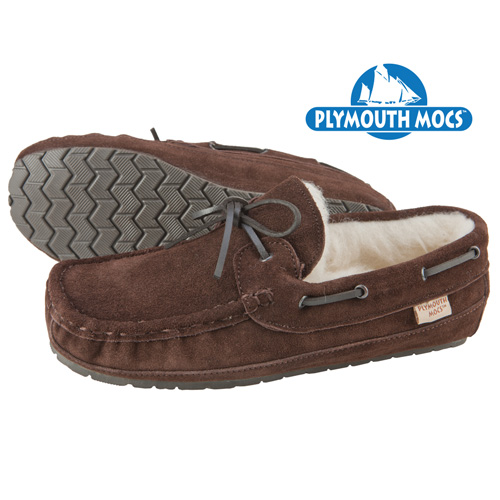 'Plymouth Mocs Moccasins'