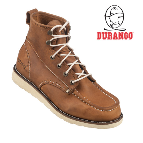 'Duango 6 Inch Lace-Up Workboots'