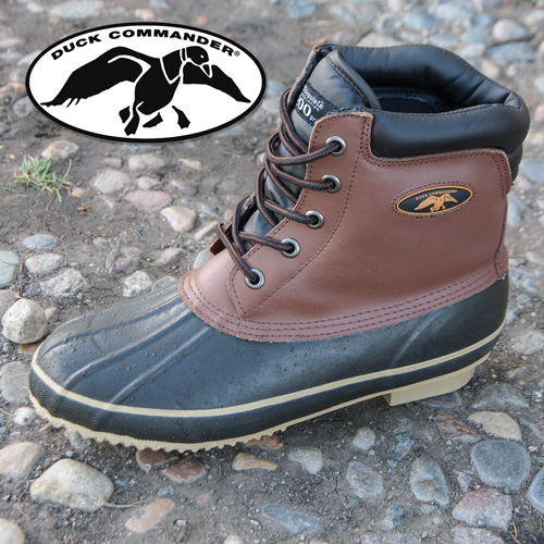 'Duck Commander De-Coy Boots'