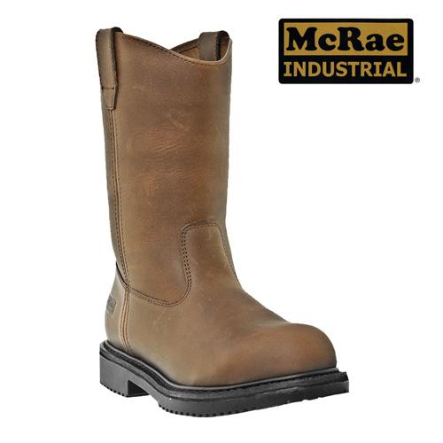 'McRae Industrial Wellington Boots'