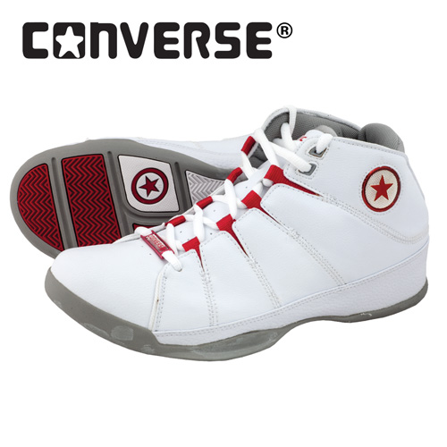 'Converse For Three High-Tops'