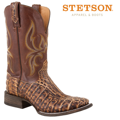 'Stetson Sedona Caiman Boots'