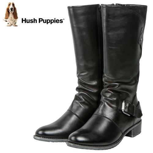 'Hush Puppies Chamber Boot - Black'