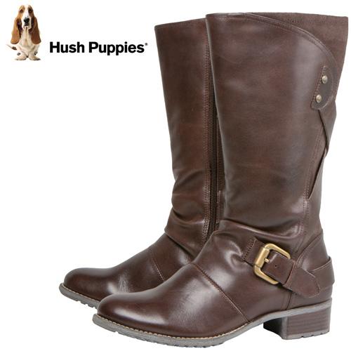 'Hush Puppies Chamber Boot - Brown'