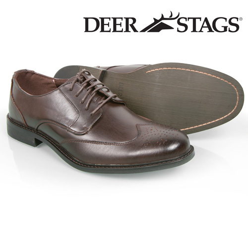 'Deer Stags Providence Wing Tips'