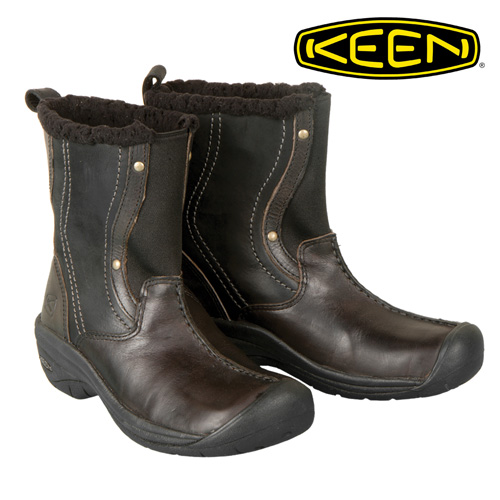 'Keen Chester Womens Boots - Black'