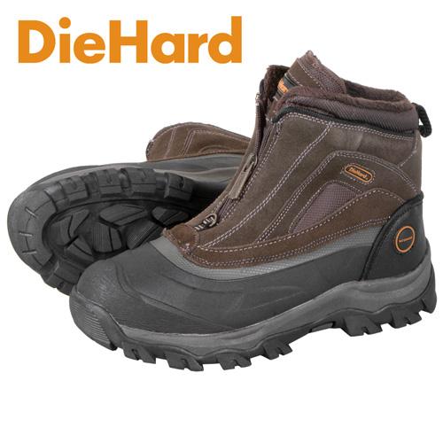 DieHard Zip-Up Winter Boot