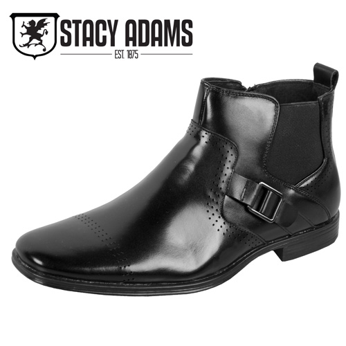 Stacy Adams Ankle Boots - Black