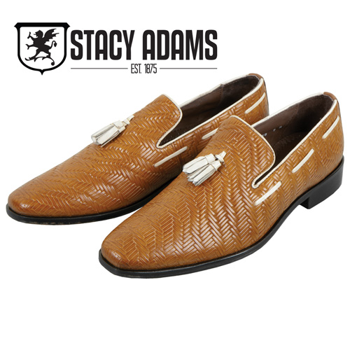 'Stacy Adams Santoya Tassel Loafers'