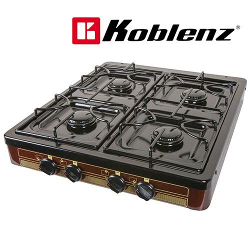 'Koblenz 4 Burner Stove'