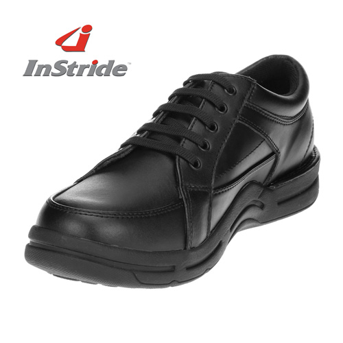 'InStride Womens Courtside Shoes - Black'