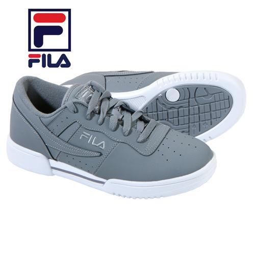'Fila Mens Original Fitness Shoes - Grey'