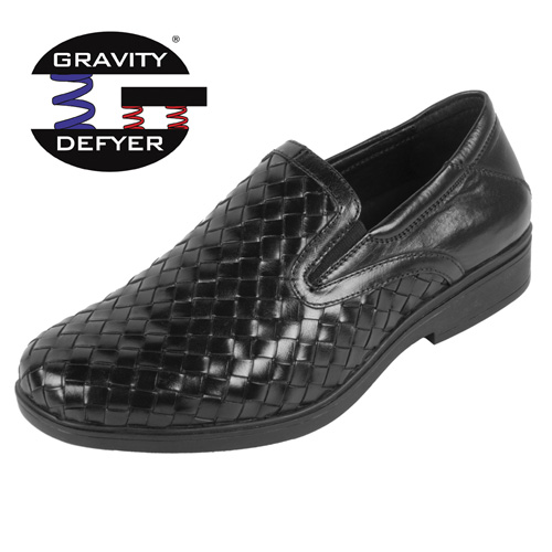 'Gravity Defyer Vitas Loafers - Black'