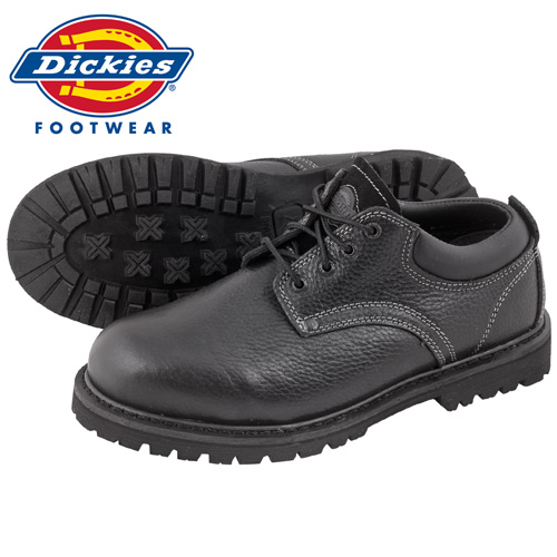'Dickies Steel Toe Oxfords'