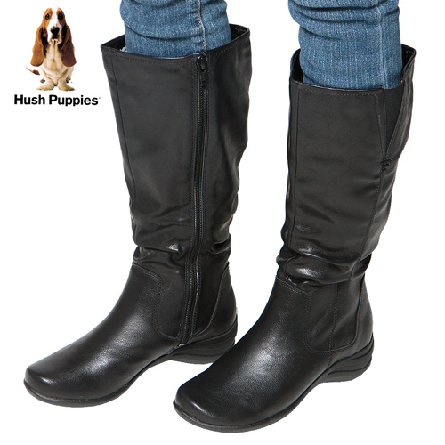 Hush Puppies Feline Boots