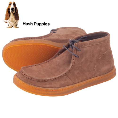 'Hush Puppies Wallaby Chukka Boots'