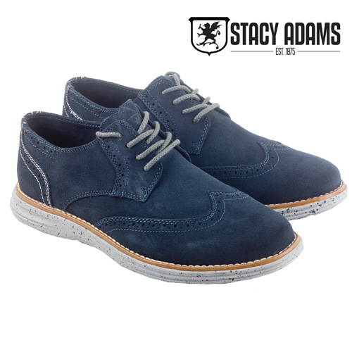 'Stacy Adams Armstrong Wingtips'