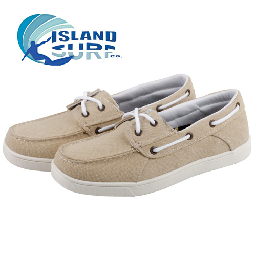'Island Surf Nantucket Canvas Shoes'