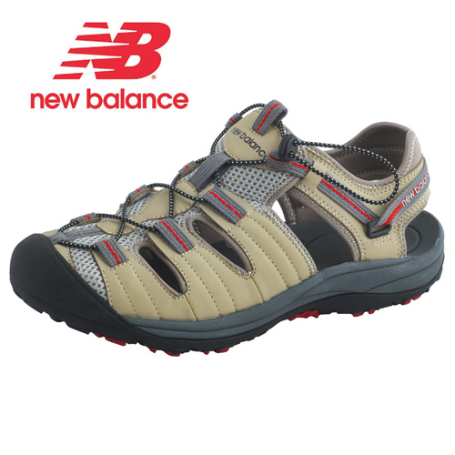 'New Balance Revitalign Laced Sandals'