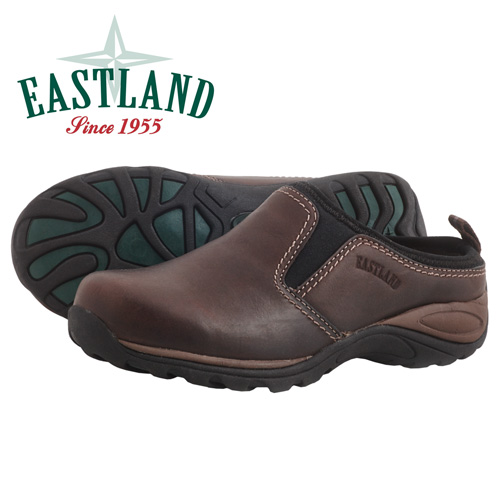 'Eastland Currant Clogs'