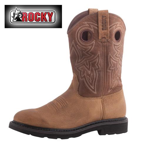 'Rocky Farmstead Western Boots'