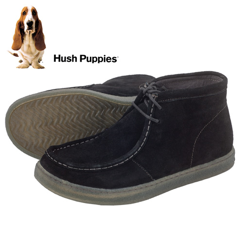 'Hush Puppies Chukka Wallaby Boots'