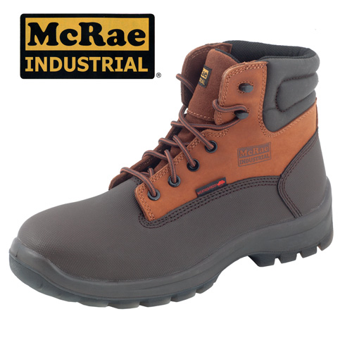 'McRae Safety Toe Boots'