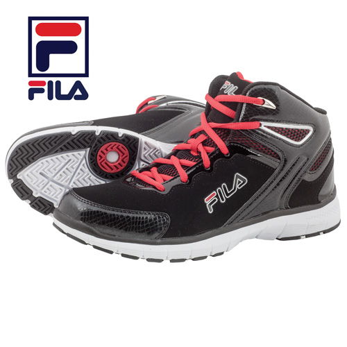 'Fila Big Bang Hi-Tops'