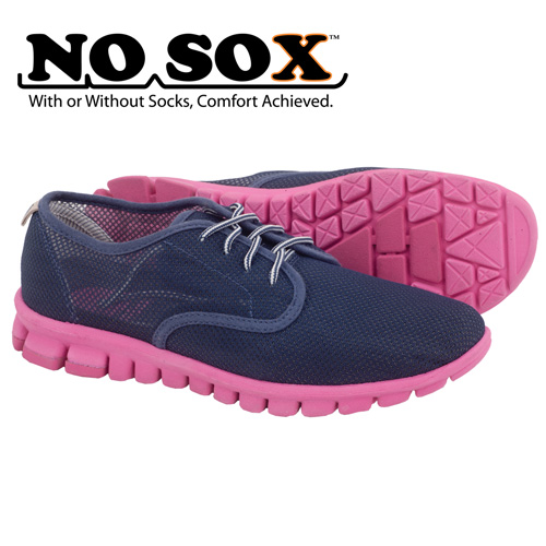 'NoSox Womens Winkle Shoes'