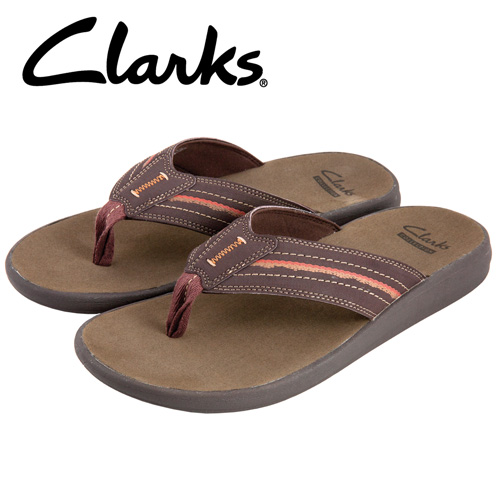 'Clarks Beayer Pace Flip-Flops'