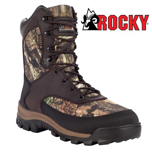 'Rocky Mossy Oak Boots'