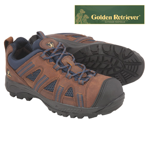 'Golden Retriever Waterproof Safety Hikers'
