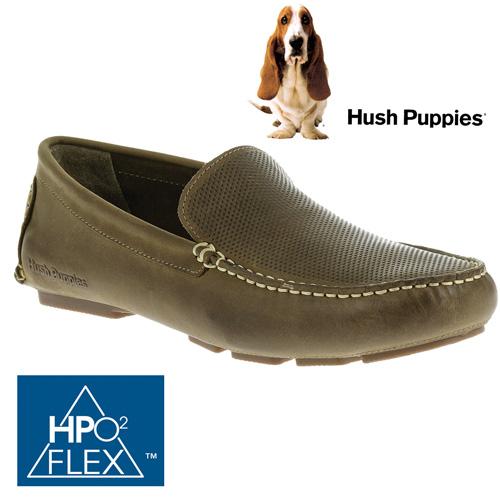 'Hush Puppies Monaco Slip-Ons'
