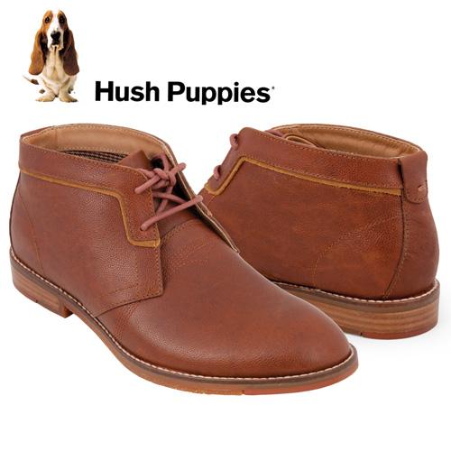 Hush Puppies Devon Hamlin Chukka Boots