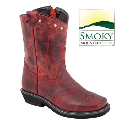 'Smoky Mountain Sundown Boots'