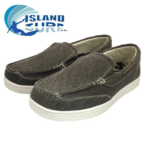 'Island Surf Vineyard Mens Slip-Ons'
