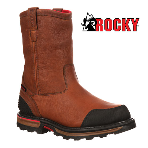 'Rocky Elements Work Boots'