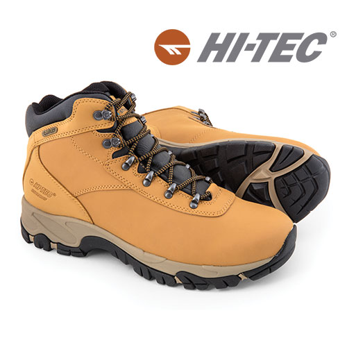 'Hi-Tech Altitude-V-Waterproof Hikers'