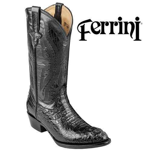 'Ferrini Caiman Cowboy Boot'