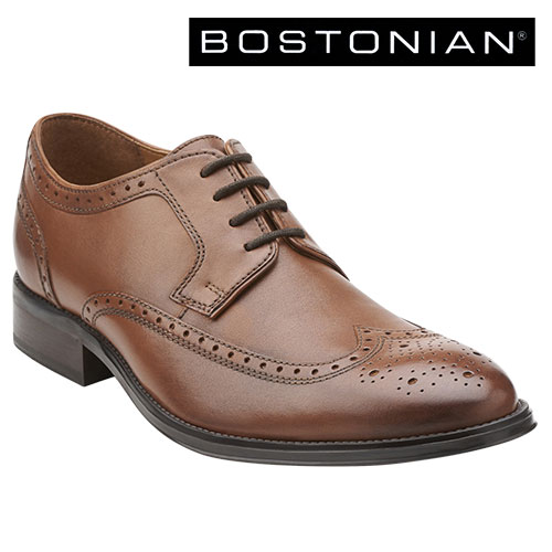 'Bostonian Wing Tips'