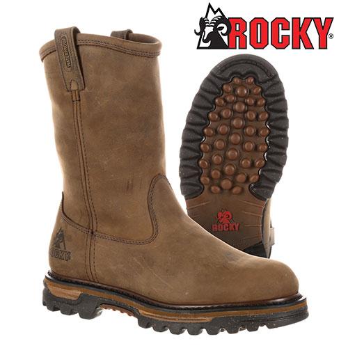 'Rocky Ironclad Waterproof  Wellington Boots'