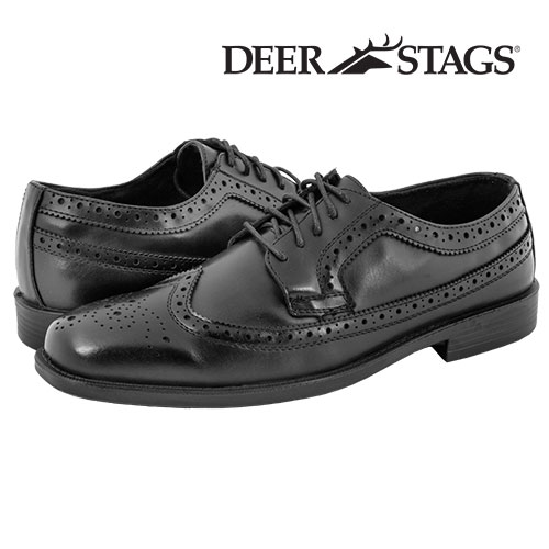 'Deer Stags Cade Wingtips'