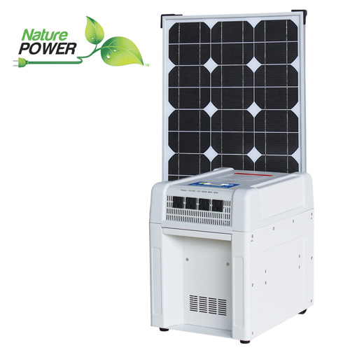 Nature Power Complete 1800w Solar Home Rv Power Kit